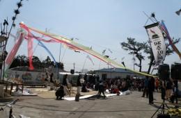 2012 찾아가는 현장 위령제 - 강정마을 4.3 해원상생굿